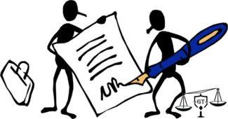 Thủ tục chứng thực việc sửa đổi, huỷ bỏ hợp đồng
